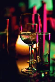 Wine Alcohol Wineglass #380647