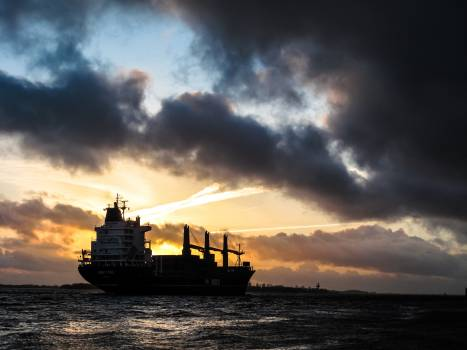 Ship Vessel Container ship Free Photo