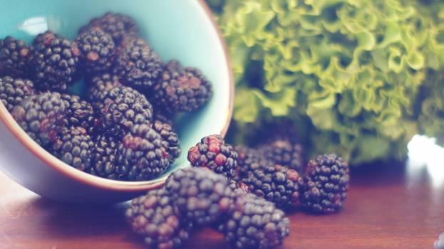 Blackberry Berry Edible fruit #380701