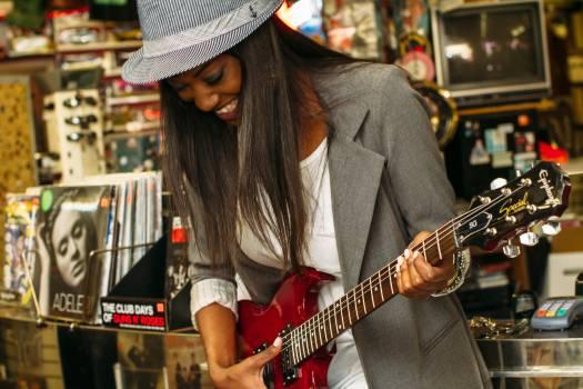 Guitar Music Musician Free Photo