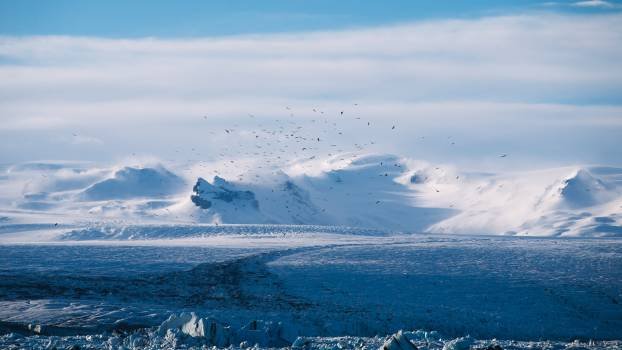 Iceberg Glacier Snow #380867