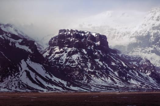 Mountain Snow Glacier #380876