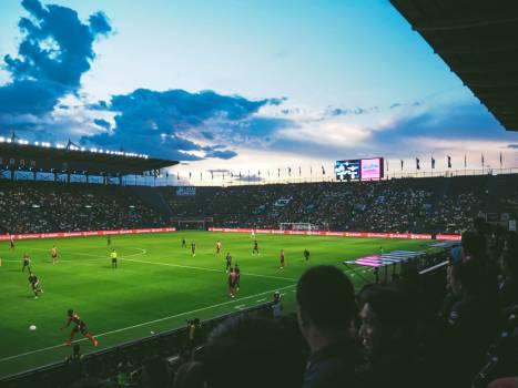 Football stadium Athletic facility Stadium #381007