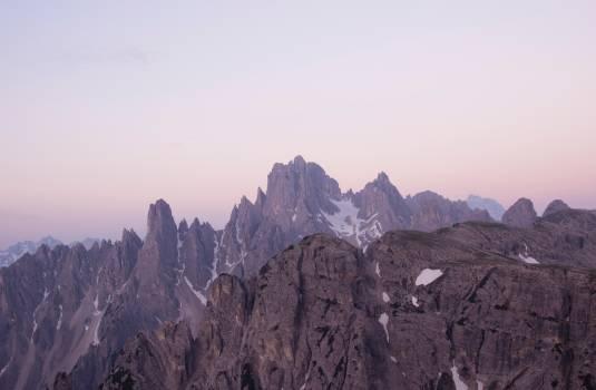Mountain Alp Range #381049