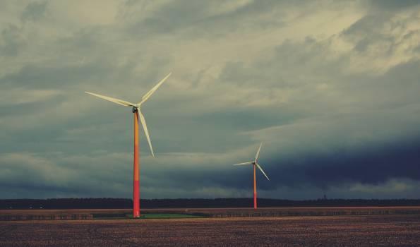 Turbine Wind Electricity #381066