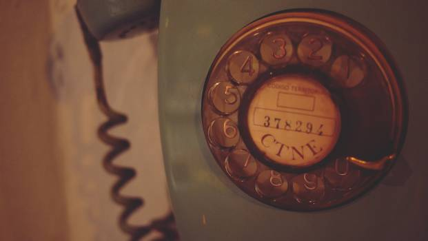 Dial telephone Telephone Dial Free Photo