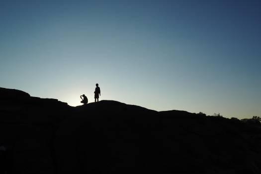 Mountain Landscape Ascent #381100