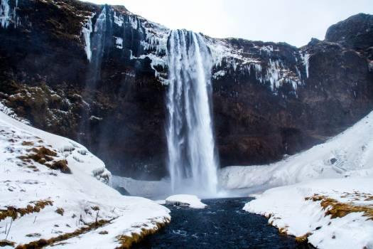 Ice Crystal Glacier Free Photo