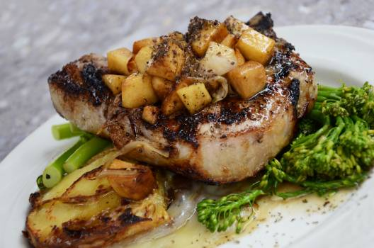 Dinner Plate Meal #381442