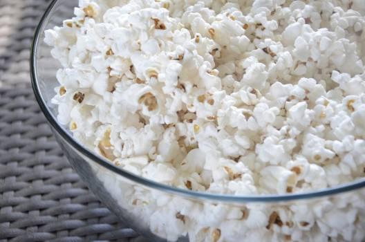 Popcorn Corn Cereal Free Photo