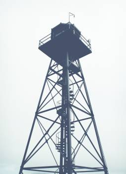 Tower Electricity Industry Free Photo