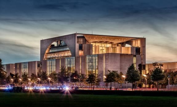 University Architecture Building Free Photo