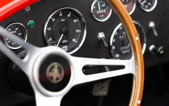 Control panel Steering wheel Car Free Photo