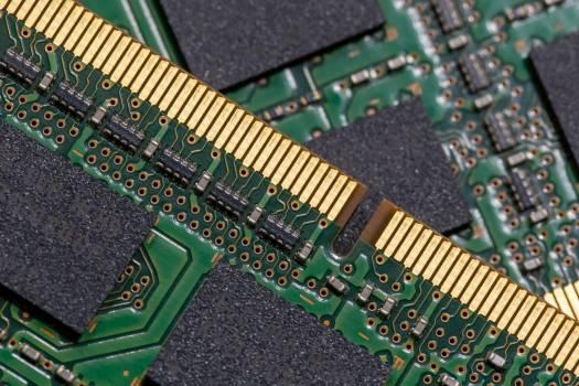 Circuit board Chip Board #382551