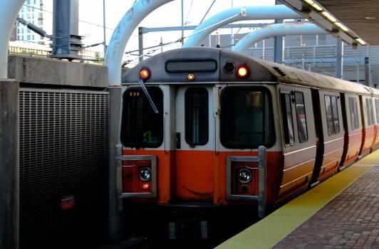 Train Conveyance Subway train #382577