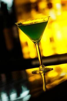 Martini Alcohol Glass #382612
