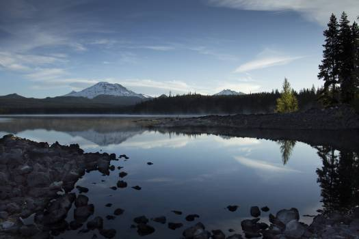 Basin Natural depression Lake #382700