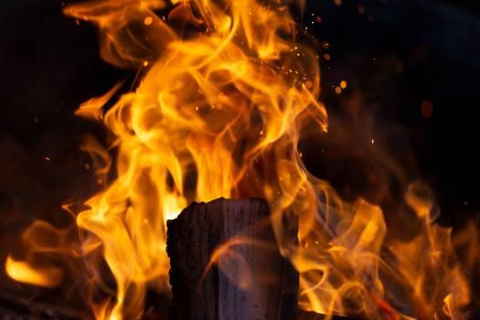 Blaze Fireplace Fire #382773
