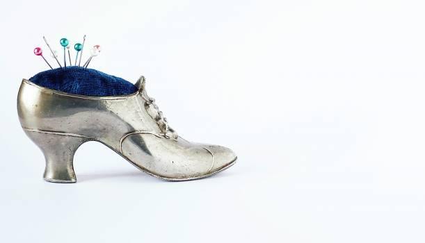 Lace Shoe Footwear Free Photo