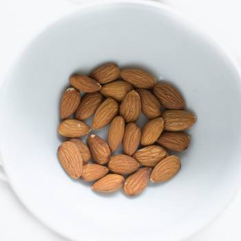 Food healthy almond almonds #38305