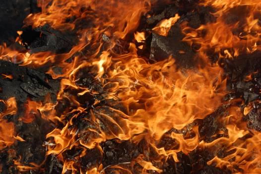Blaze Fireplace Heat #383221