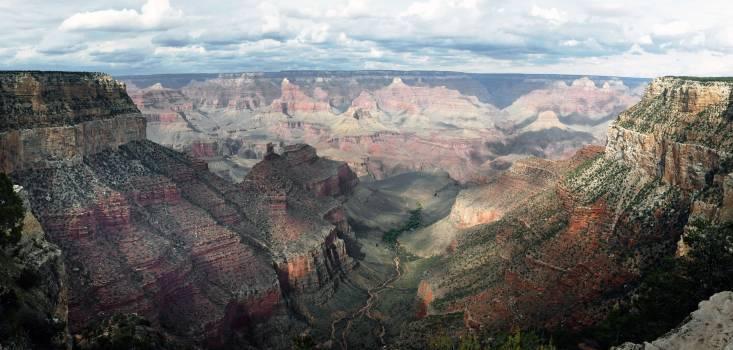 Canyon Ravine Valley #383493