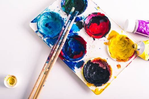 Paintbrush Brush Applicator #383620