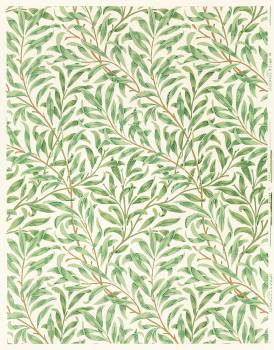 Willow Bough by William Morris (1834-1896). Original from The MET Museum.  Free Photo