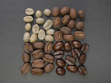 Beans coffee brown closeup #38443