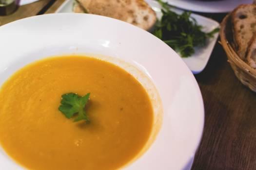 Pumpkin soup #384516