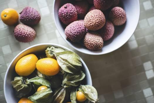 Kumquats and lychees #384558