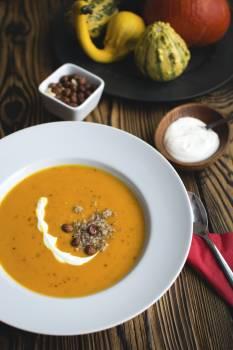 Pumpkin soup #384660