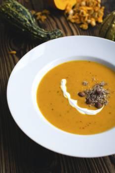 Pumpkin soup #384716