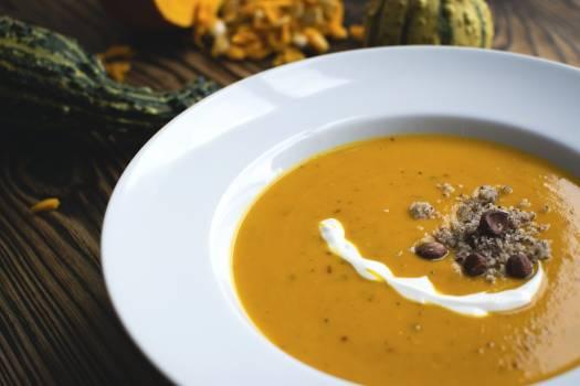 Pumpkin soup #384721