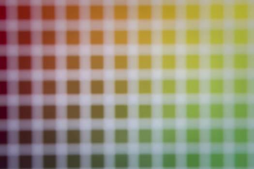 CMYK color management linen tester Free Photo
