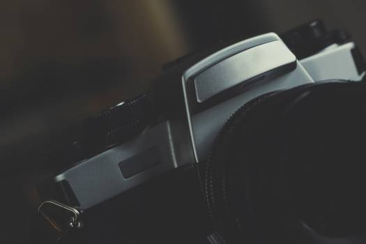 Vintage digital analog camera #388000