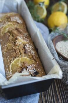 Lemon cake Free Photo