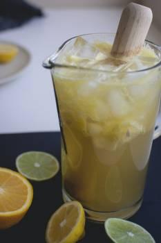 Homemade lemonade #392213