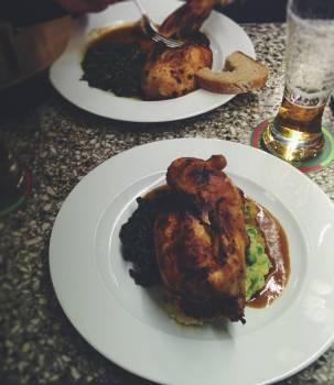 A half of a chicken #392263