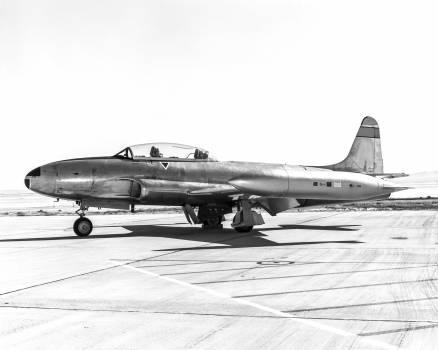 T-33A (55-4351/NASA 815) arrived at NASA FRC January 9th, 1963 departed September 10th, 1973 to Redding, California. Original from NASA.  #393444