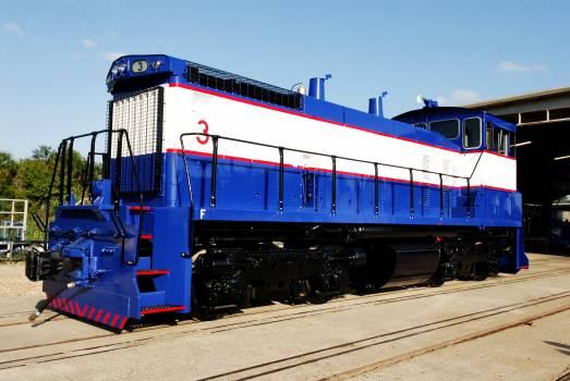 NASA Railroad locomotives. Original from NASA .  #393534