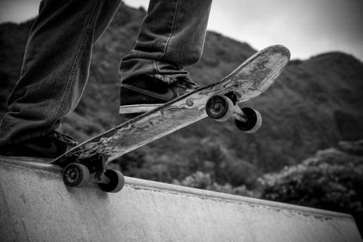 City skateboard skate Free Photo