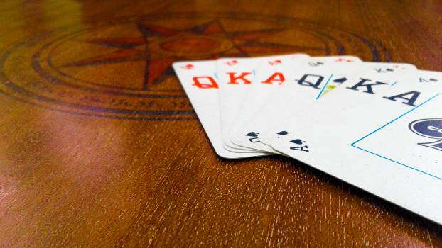 Card card game cards chance Free Photo
