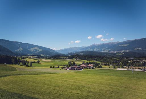 View of South Tyrol, Italy #394540