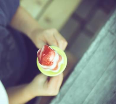 Homemade ice cream stick #394721