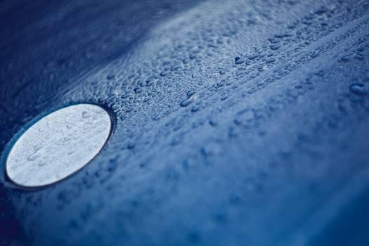 Close up of raindrops #394777