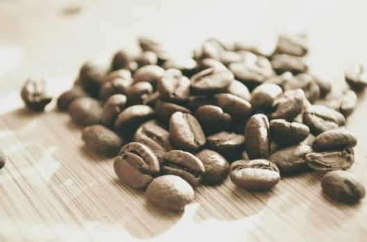 Restaurant beans coffee morning #39571