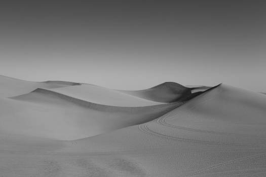 Located in the southeast corner of California, the Imperial Sand Dunes are the largest mass of sand dunes in the state. Original image from Carol M. Highsmith's America, Library of Congress collection.  #396061