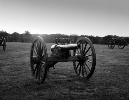 Manassas Battlefield, Virginia. Original image from Carol M. Highsmith's America, Library of Congress collection.  #396131
