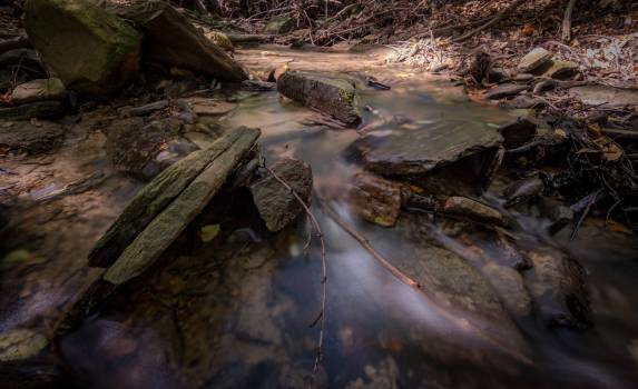 Body of Water Between Black Rock Artwork #39827